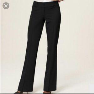 Ann Taylor black dress pants size 12